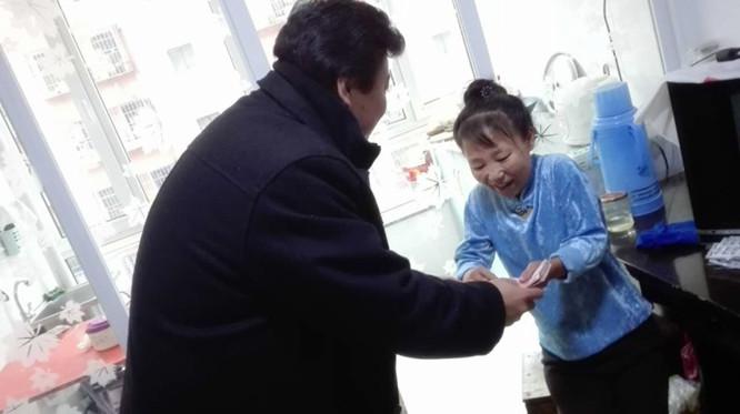 貧困母親救助項目在遼寧省本溪市開展救助活動